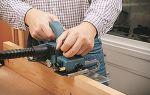 Электроинструменты для обработки дерева: обзор, особенности и советы по выбору